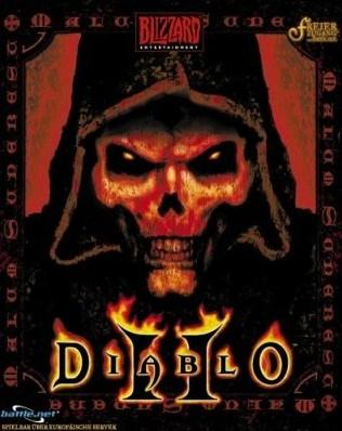 Diablo II Антология / EN / RPG / 2000 / PC + Diablo II Lord of Destruction