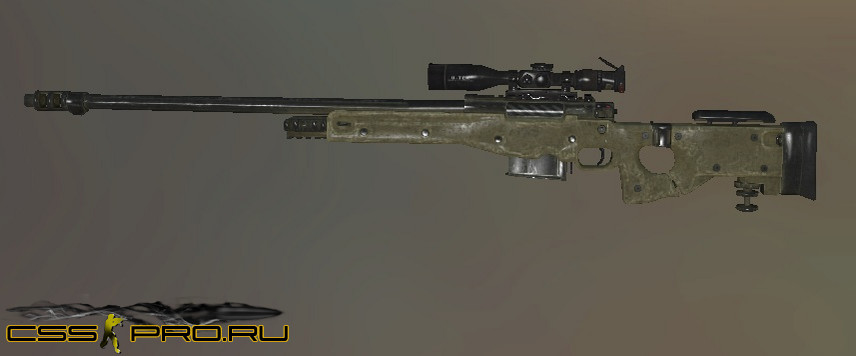 L115A3 из Call of Duty: Ghosts