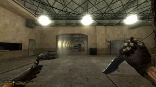 Нож из Call Of Duty Ghost v2 - 2