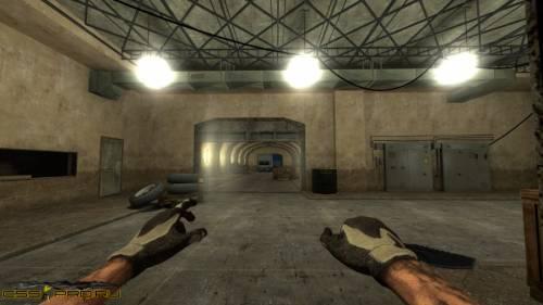 Нож из Call Of Duty Ghost v2 - 1