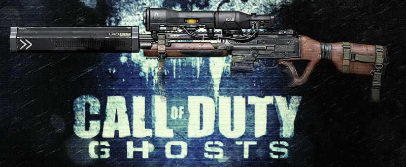 Maverick-A2 из Call of Duty: Ghosts