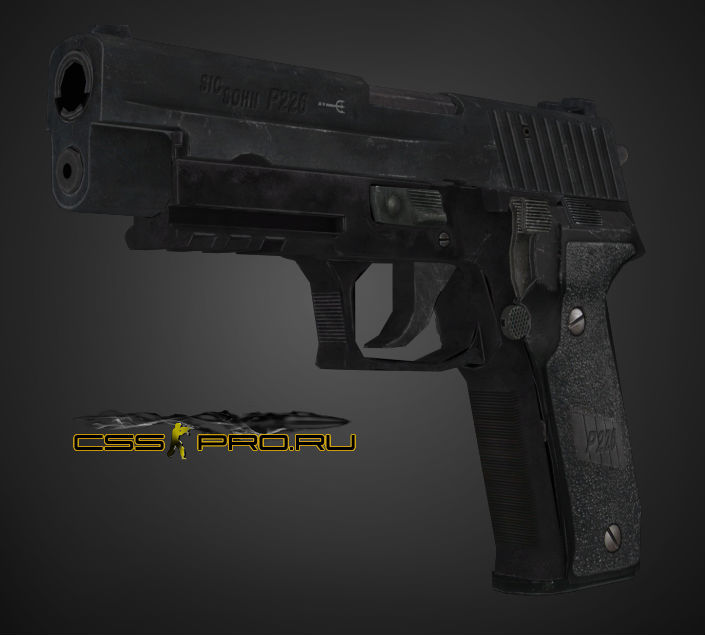 P226 из Call of Duty: Ghosts