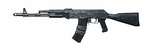 АК-74М похожий на АК из Battlefield 3