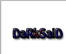 Спре к нику, DaRkSaiD