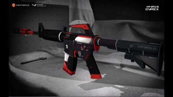m4a1-s Syres csgo for css