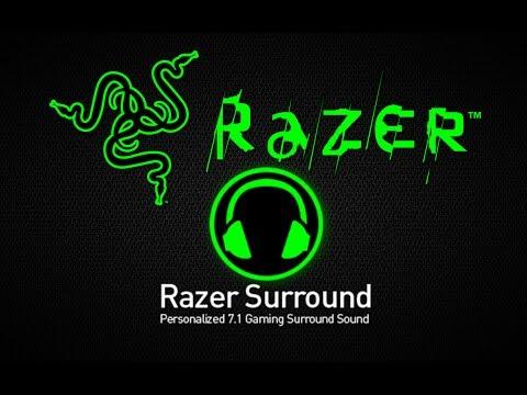 Download razer surround 2. 00. 06 (free) for windows.