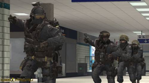 MW3 Skins Players GIGN V2 - 4