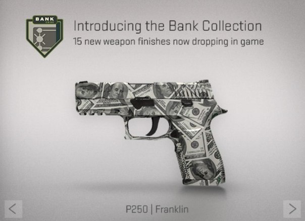 P250 l Franklin for CSS v84