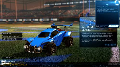 Rocket League (PC/ENG/2015) | RePack от R.G. Liberty - 4