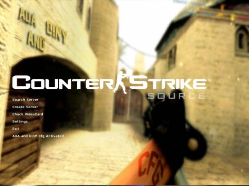 Counter-Strike Source v34 by SQuArLeX - 1