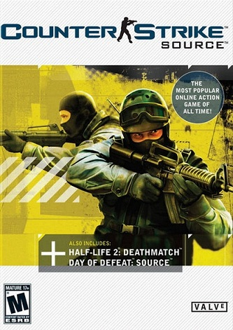 Counter-Strike: Source v34 (GCF) Build 4044 (2016) PC