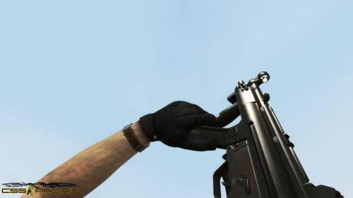 Call of Duty: Ghost PMC Gloves - 3