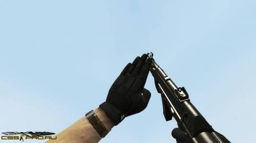 Call of Duty: Ghost PMC Gloves - 1