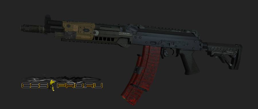 AK 117 из Call of Duty Online
