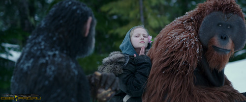 Планета обезьян: Война / War for the Planet of the Apes (2017) BDRip 1080p от ExKinoRay | D, L1 | iTunes - 2