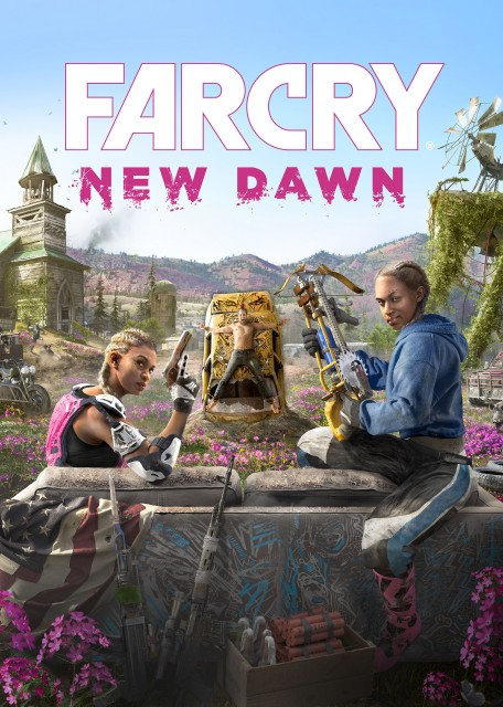 Фар Край Новый Рассвет / Far Cry New Dawn - Deluxe Edition [P] [RUS + ENG + 13 / RUS + ENG + 7] (2019) (1.1) [Scene]