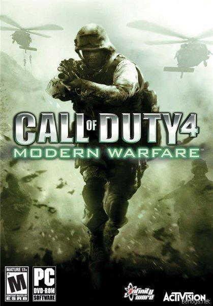 Call of Duty 4: Modern Warfare (Русская версия)