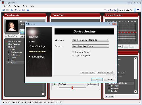 Программа Для Изменения Голоса Morphvox Pro Скачать - фото 10