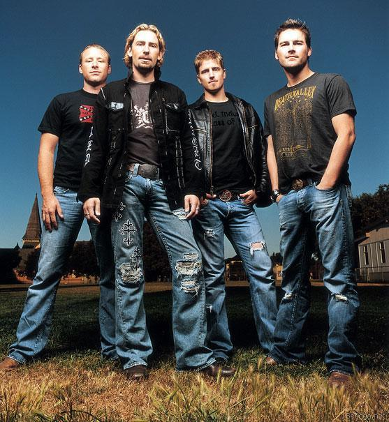 Nickelback Discography (1996-2009)