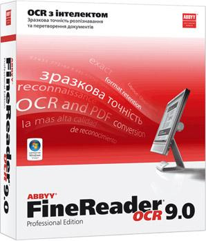 ABBYY FineReader Rus 9.0 Professional