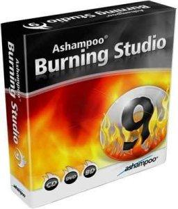 Ashampoo Burning Studio 9.20.0 (rus+key)