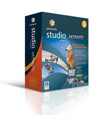 Pinnacle Studio 12.1.3 Ultimate Full (Сборка от video-montager)