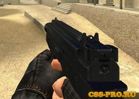 скин Logger MP9 match для CSS