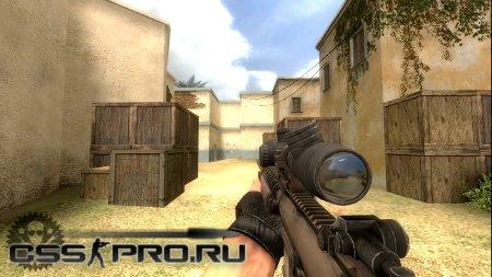 M110 SASS из Medal Of Honor