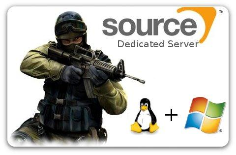 Counter-Strike Source Dedicated Server for Windows\Linux (no-steam)