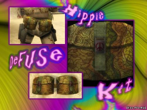 Hippie Defuse Kit - 1
