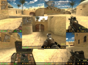 Counter-Strike Source 4 Modern Warfare 1.01