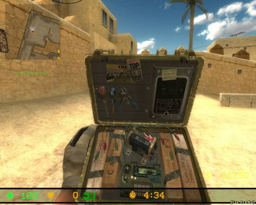 Counter-Strike Source 4 Modern Warfare 1.01 - 3