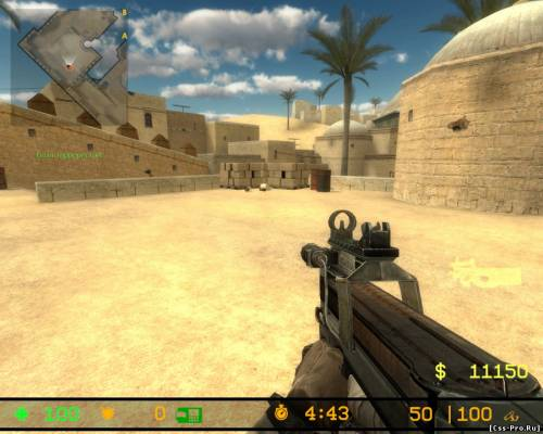 Counter-Strike Source 4 Modern Warfare 1.01 - 2