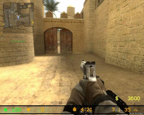 Counter-Strike Source 4 Modern Warfare 1.01 - 5