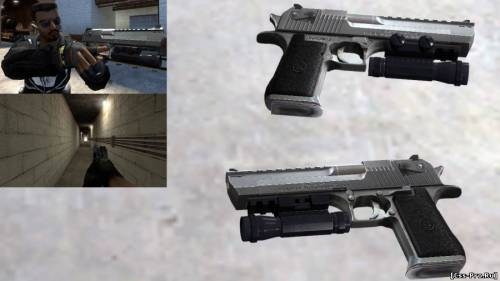 HyperMetal Desert Eagle Animations V2 - 3