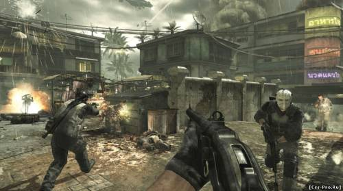 Call of Duty Modern Warfare 3 [Multiplayer Only + 4 DLC] (2011) PC | Rip - 4