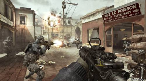 Call of Duty Modern Warfare 3 [Multiplayer Only + 4 DLC] (2011) PC | Rip - 1