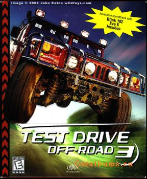 Test drive off road 3 soundtrack