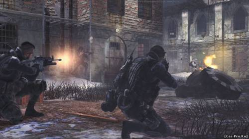 Call of Duty: Modern Warfare 2 - Multiplayer Only [FourDeltaOne] (2013) РС - 2