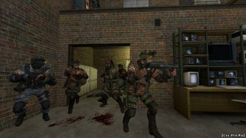 Battery Online Player Models CT An Terror Team Pack By BravoSix - 3