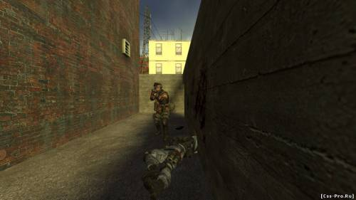 Battery Online Player Models CT An Terror Team Pack By BravoSix - 1