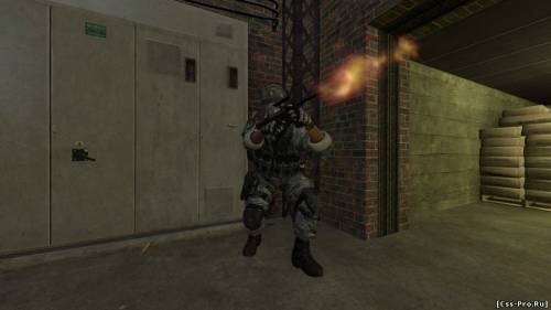 Battery Online Player Models CT An Terror Team Pack By BravoSix - 2