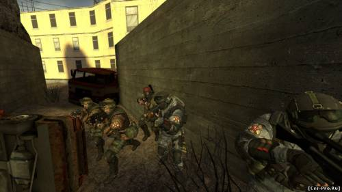 Battery Online Player Models CT An Terror Team Pack By BravoSix - 6
