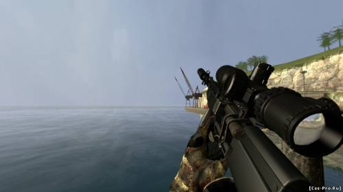 SKS bf3 style. - 1