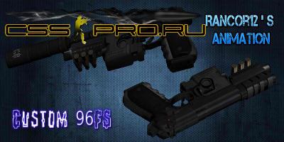 Tacticool Beretta 96FS