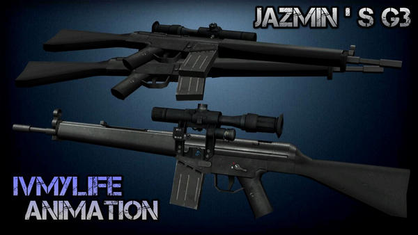 JAZMIN's G3 on IVMyLife animations