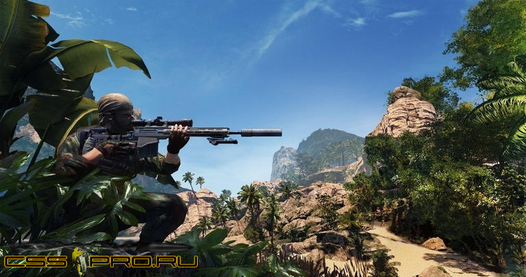 Sniper Ghost Warrior MSG 90 от xplor3r