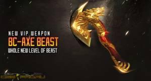 Модель BC-Топор Зверь | BC-Axe Beast