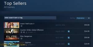 Внезапно! Топ-10 игр по популярности в Steam поразил своими результатами.